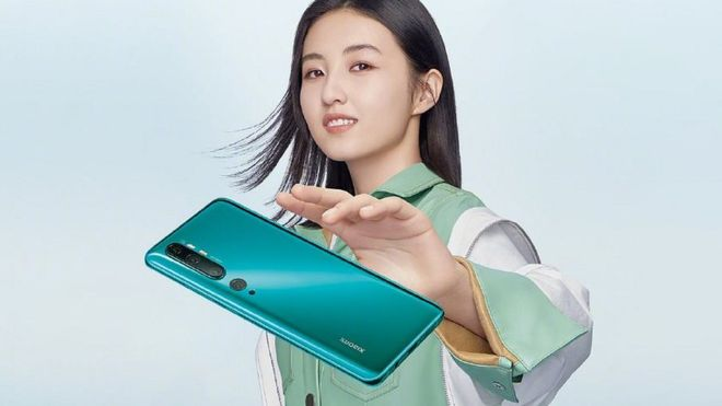 Xiaomi представив новий смартфон із суперкамерою на 108 мегапікселів