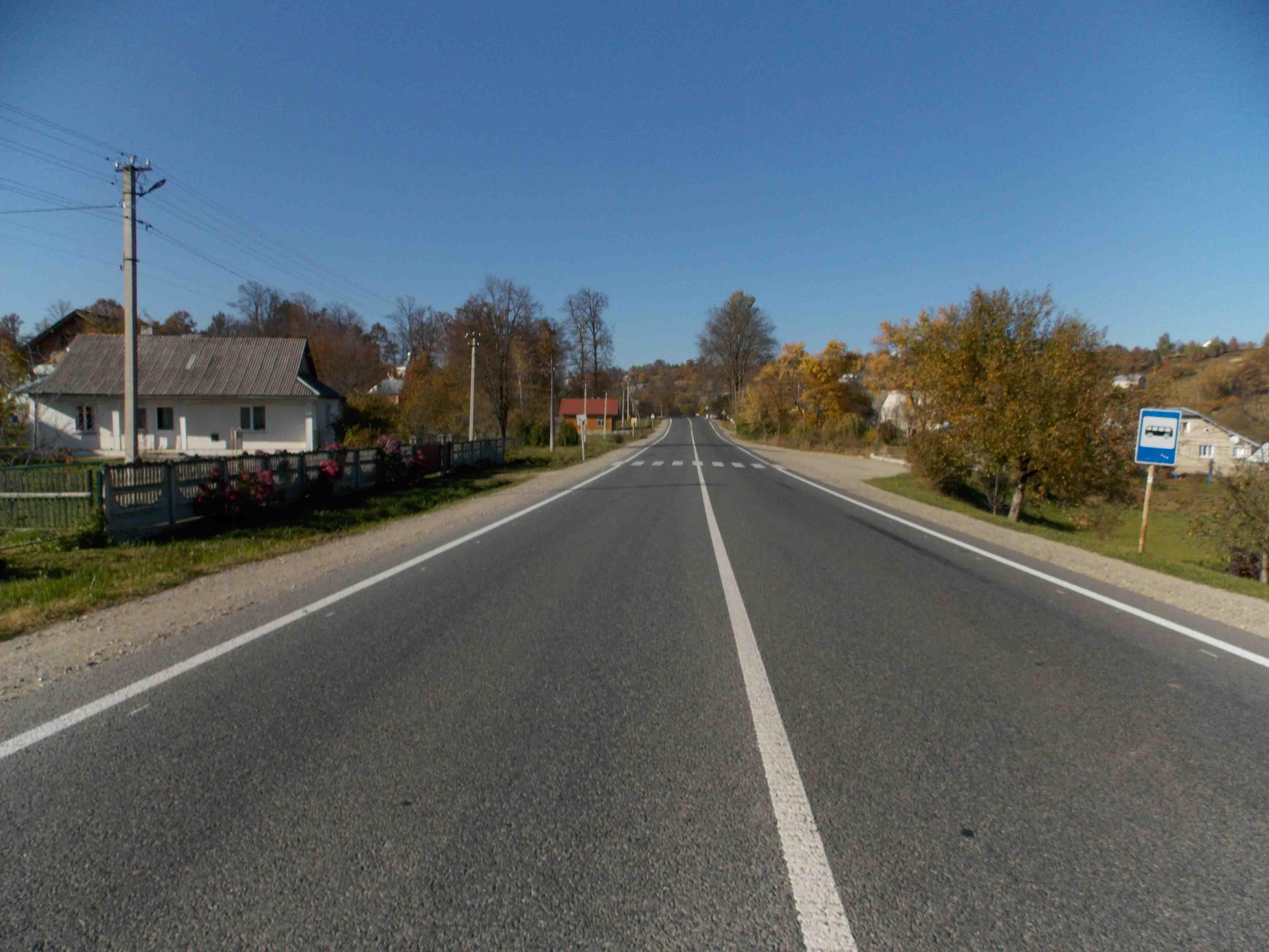 За чотири роки на Прикарпатті відремонтовано понад 50% доріг держзначення – Служба автодоріг