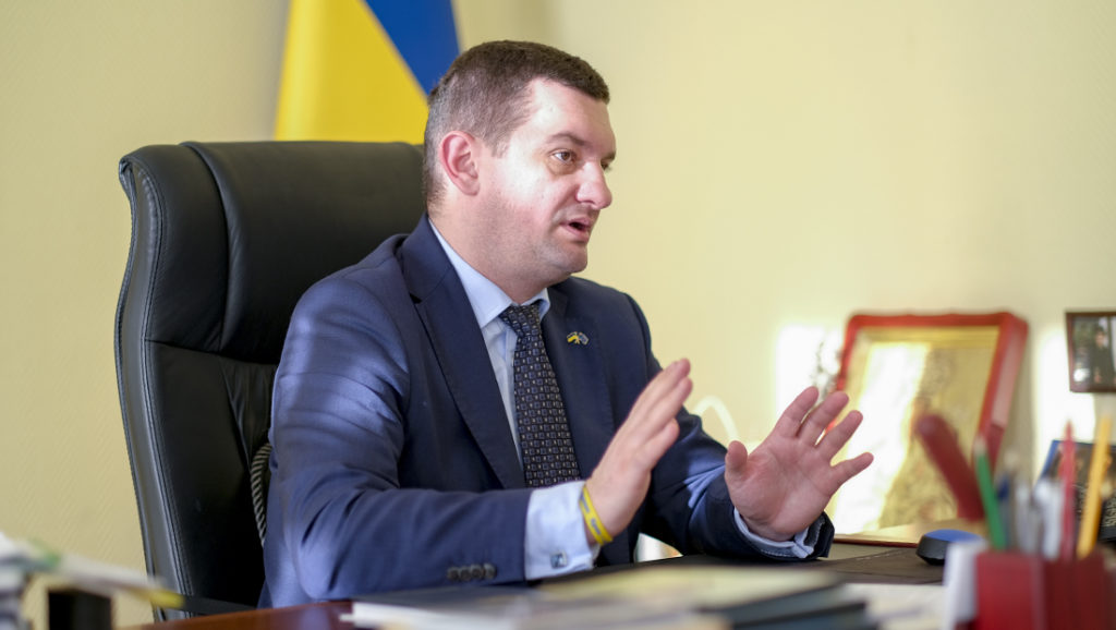 Франківця звільнили з посади голови Державної служби з питань праці