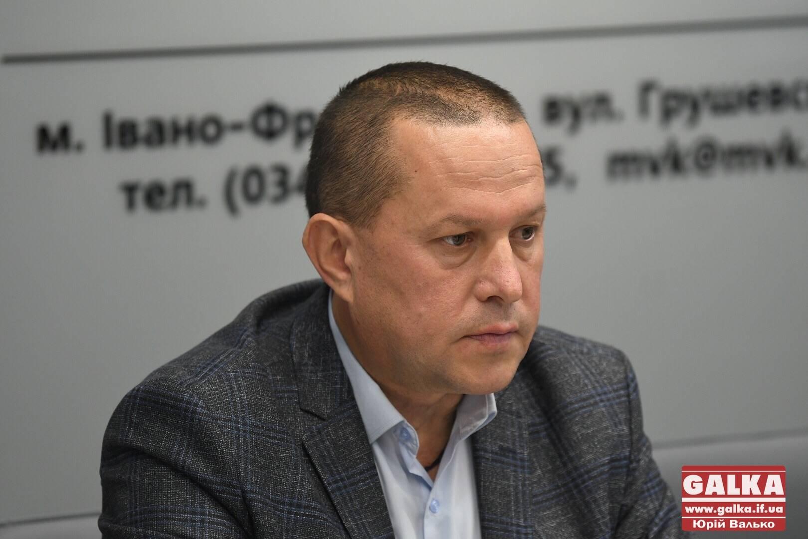 Нардеп Зіновій Андрійович відмовився від мандату, бо став мером Надвірної (ФОТОФАКТ)