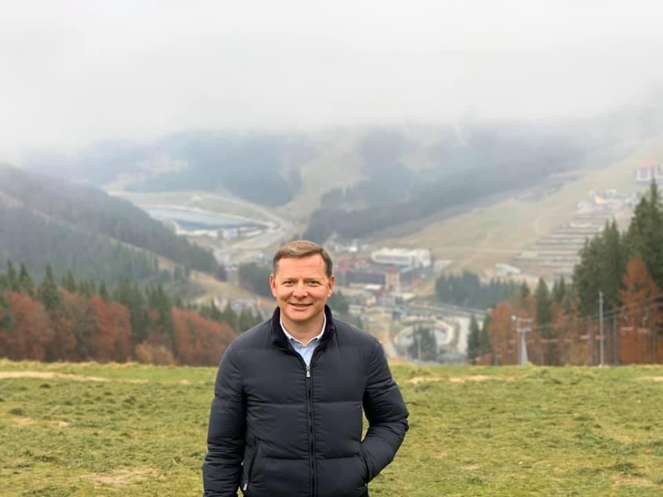 Не гірші, ніж Альпи: Ляшко вперше відпочив у горах Франківщини (ФОТО)