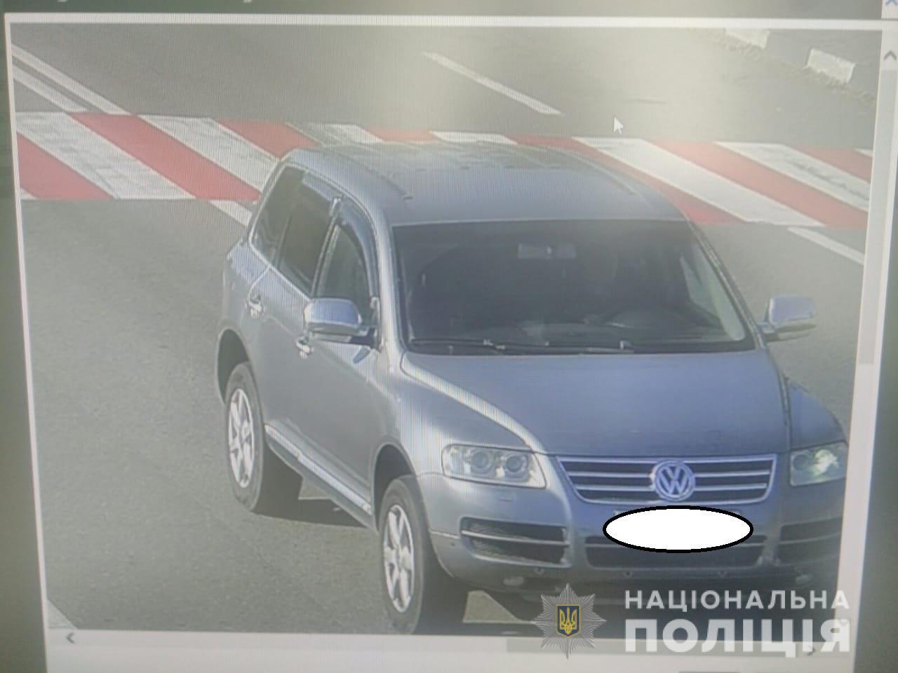 На Рожнятівщині під час тест-драйву покупець вкрав авто у власника (ФОТО)