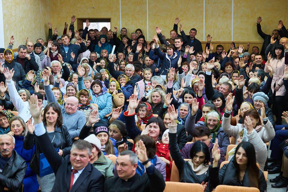 На шляху до об'єднання: Марцінків зустрівся з громадами Братківців і Підпечер (ФОТО)