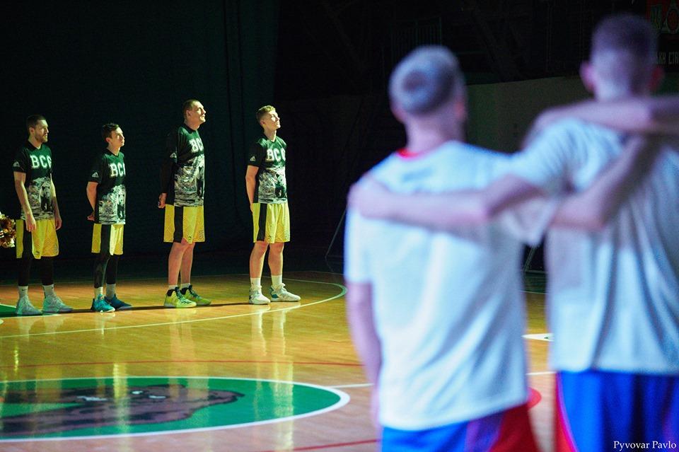 """Баскетболісти """"Говерли"""" в першій домашній грі сезону переграли """"Житомир"""" (ФОТО, ВІДЕО)"""