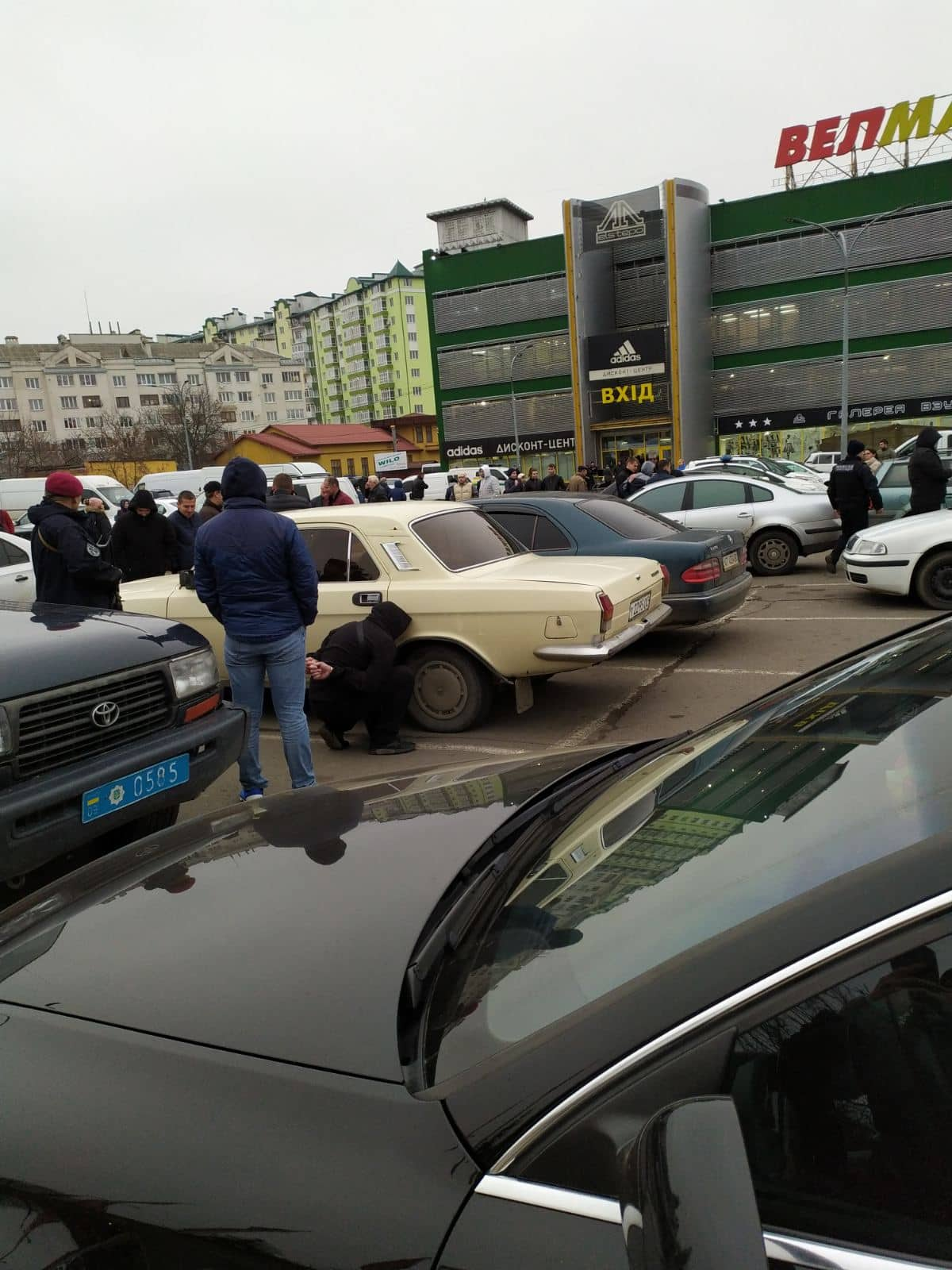 У Франківську на Коновальця спіймали квартирних злодіїв (ФОТО)