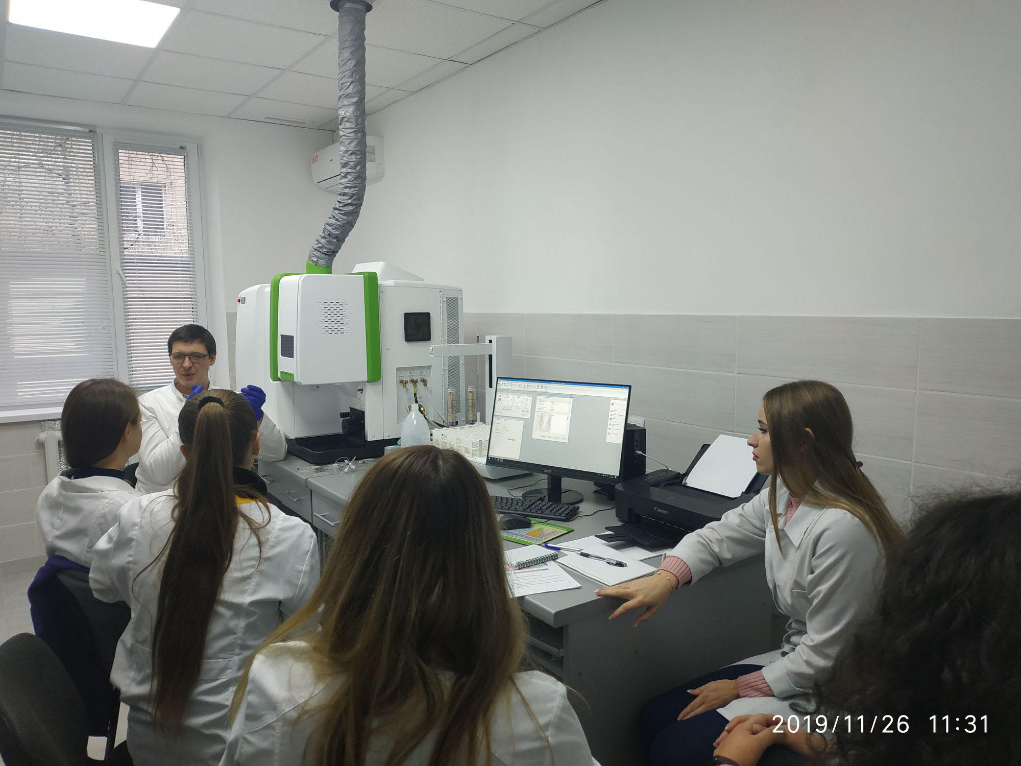 Прикарпатські фахівці отримали обладнання для вивчення води у Дністрі (ФОТО)
