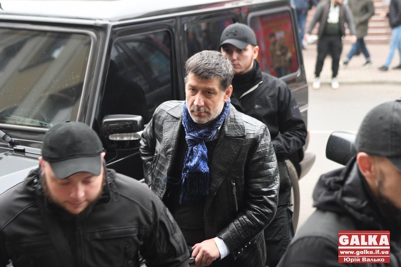 Халаменда через суд повернув собі посаду кримінального авторитета