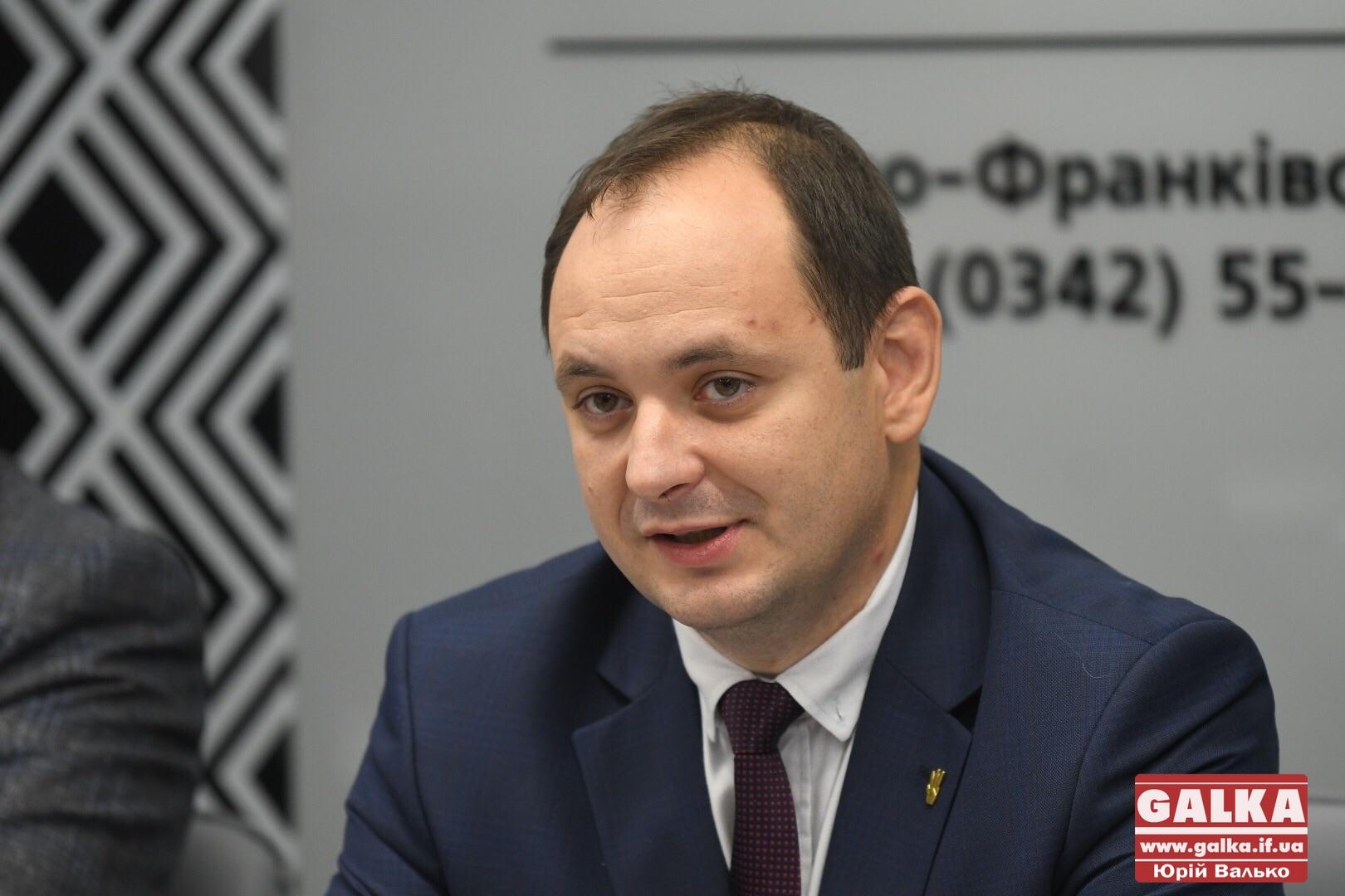 Марцінків – перший серед мерів України за кількістю виконаних обіцянок за рік (ІНФОГРАФІКА)