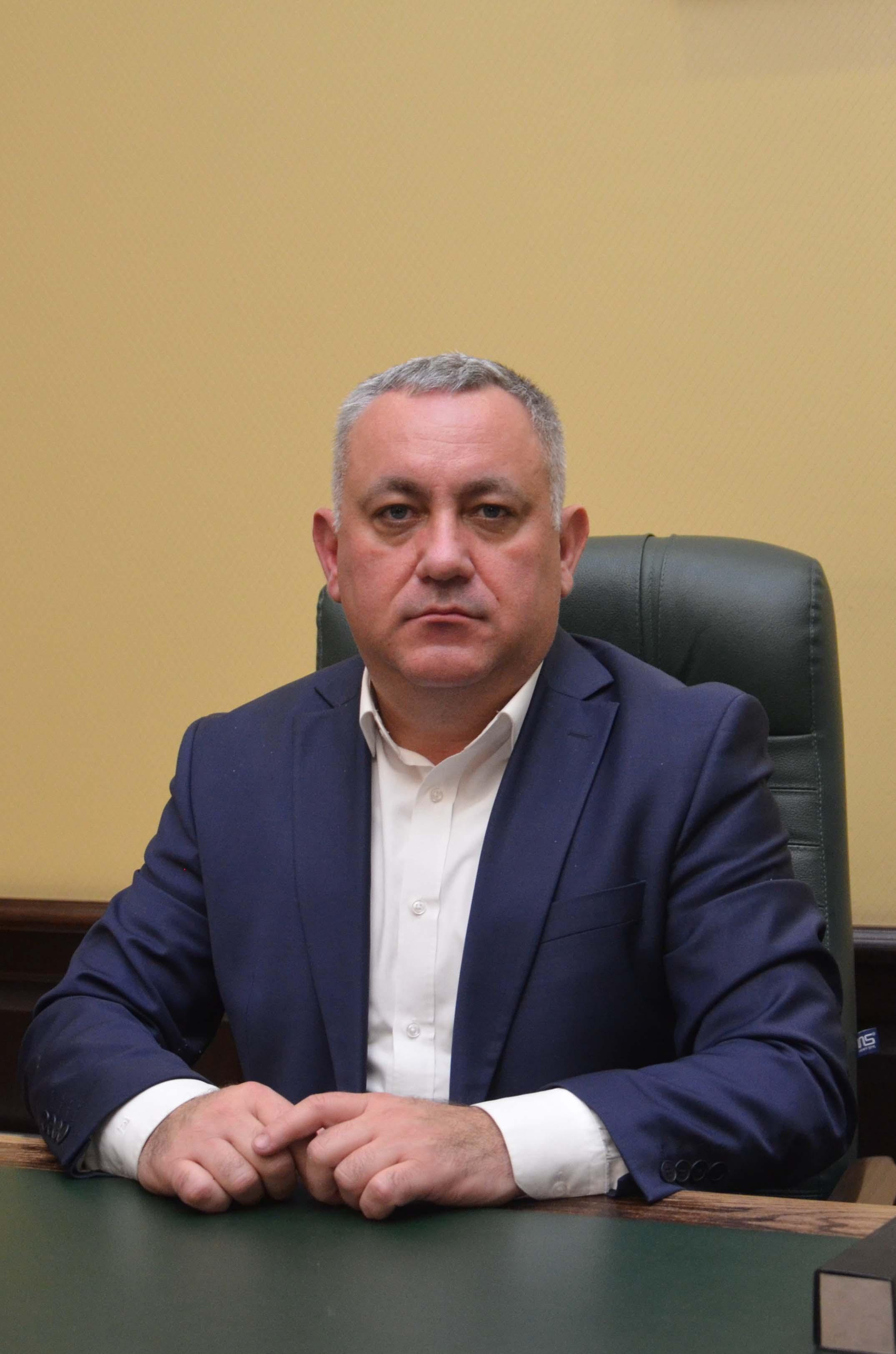 Новий начальник УСБУ Прикарпаття приступив до виконання обов'язків