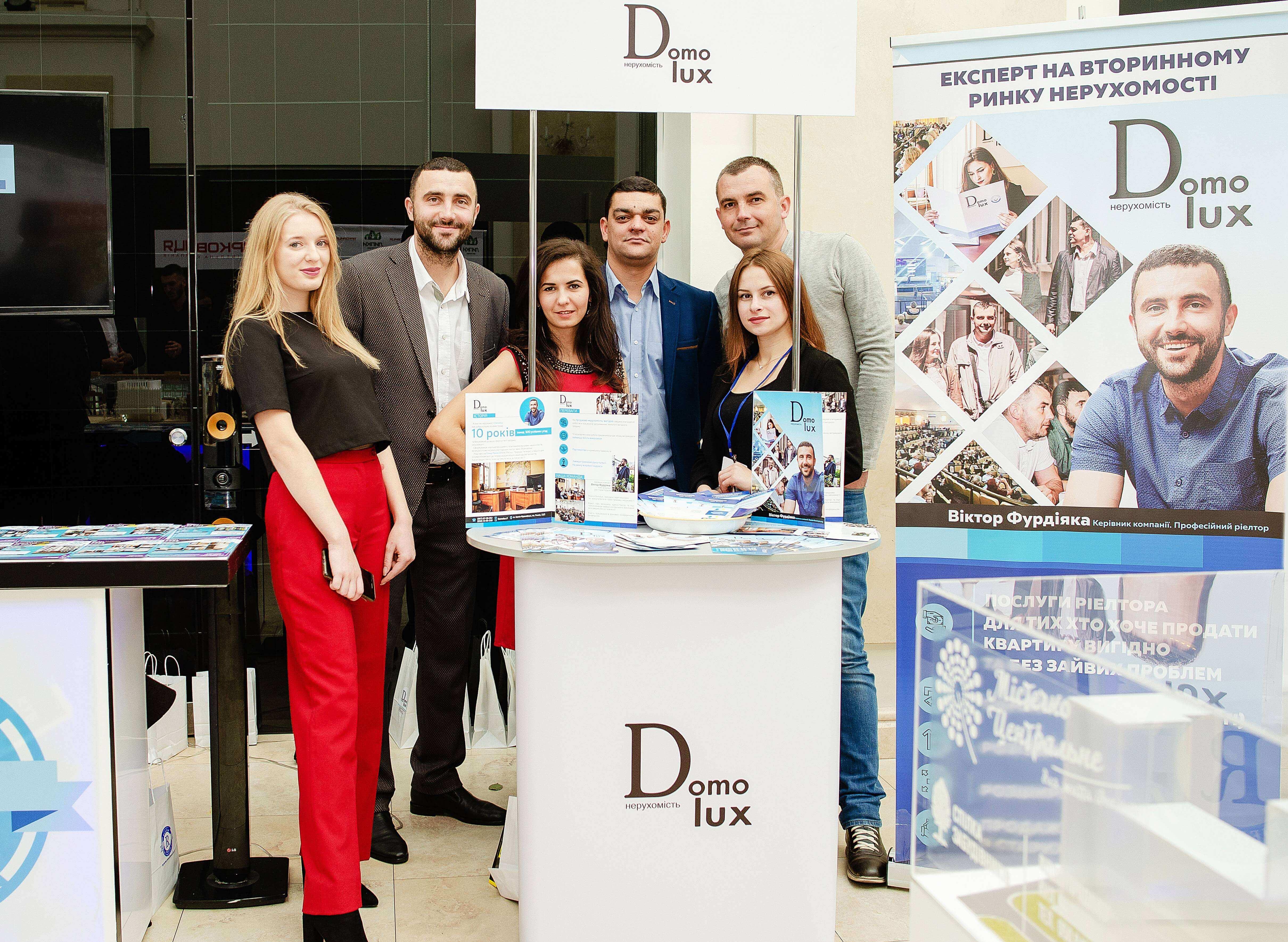 Агентство нерухомості Domolux на престижній Real Estate IF Awards & Forum 2019
