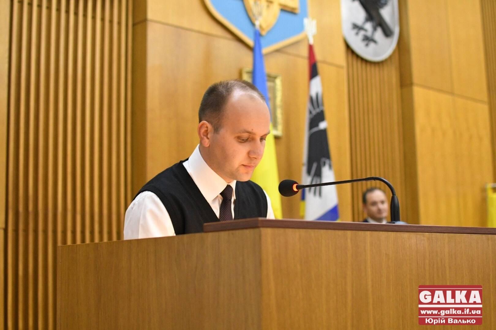 У міській раді – новий депутат (ФОТО)