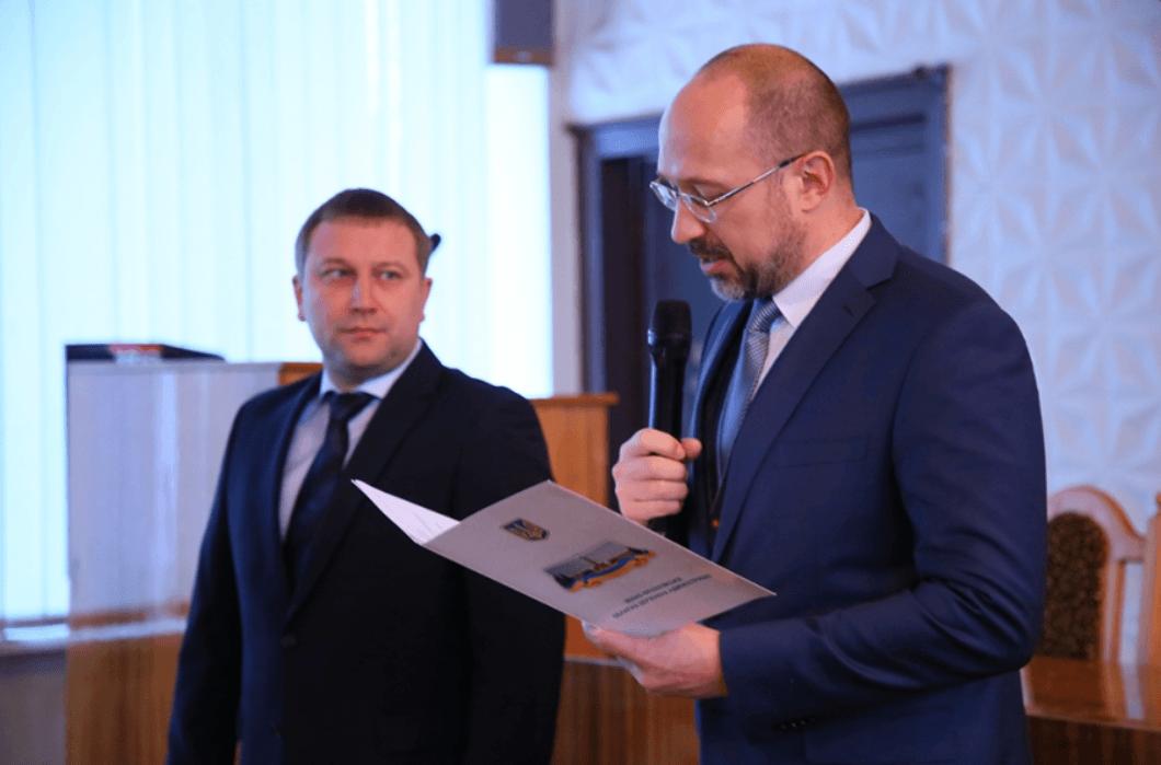Не красти і успішно завершити реформу децентралізації: Шмигаль дав настанови новому очільнику Рогатинщини (ФОТО)