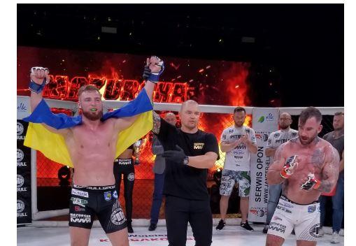 Іванофранківський боєць переміг на міжнародному турнірі в Польщі (ВІДЕО)