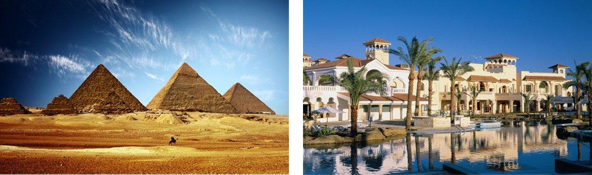 Подорожі до Єгипту: у чому головні переваги