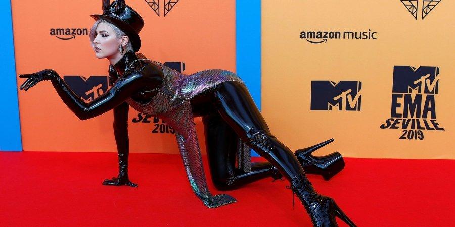 Найкраща російська виконавиця. Українська співачка Maruv отримала нагороду MTV Europe Music Awards