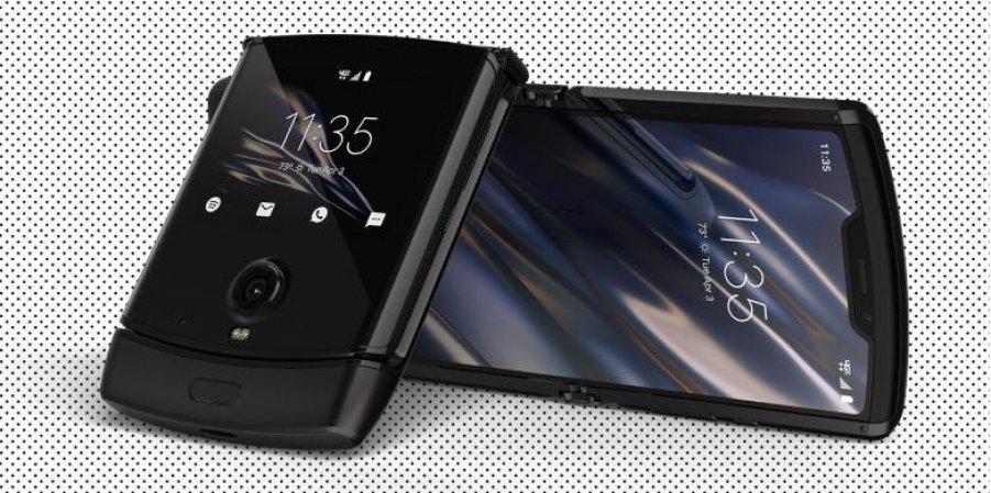 Як настероїдах: Motorola представила оновлену культову модель RAZR (ВІДЕО)