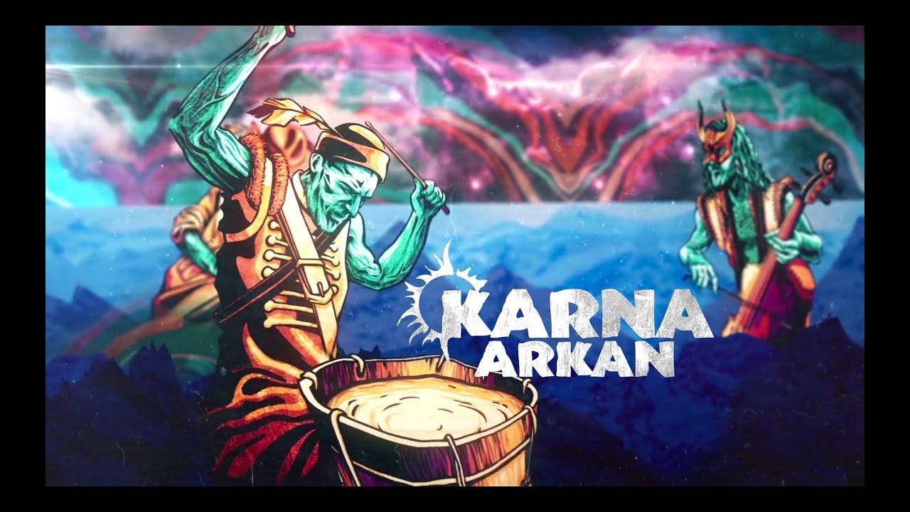 Івано-франківський гурт KARNA потішив слухачів новою піснею (ВІДЕО)