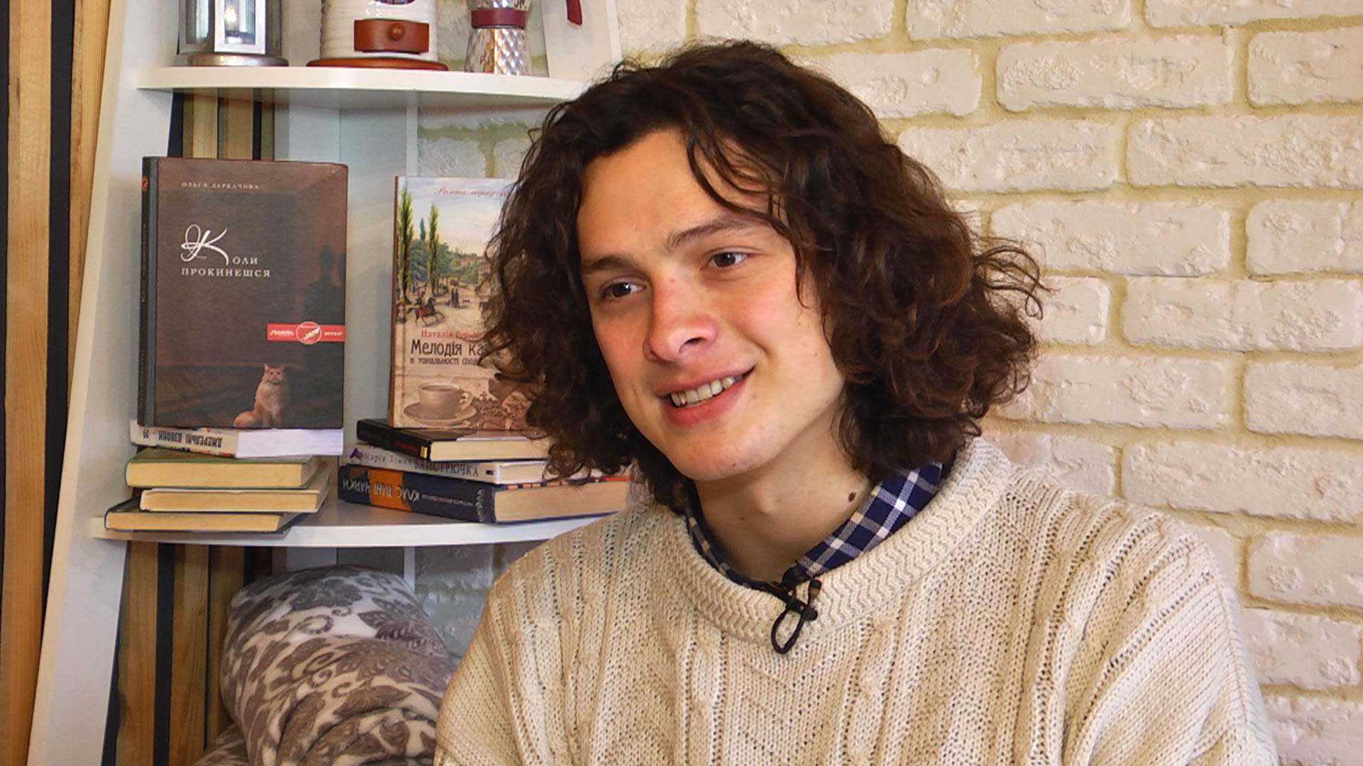 Коломиянин зіграв одну з головних ролей у популярному серіалі (ВІДЕО)
