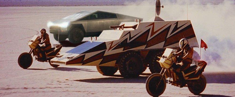 Поліція Дубая закупить пікапи Cybertruck Ілона Маска