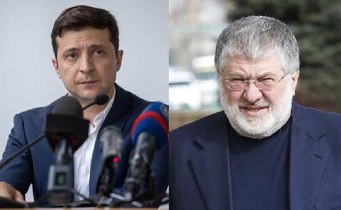 Коломойський не має повноважень говорити від імені президента – офіс Зеленського