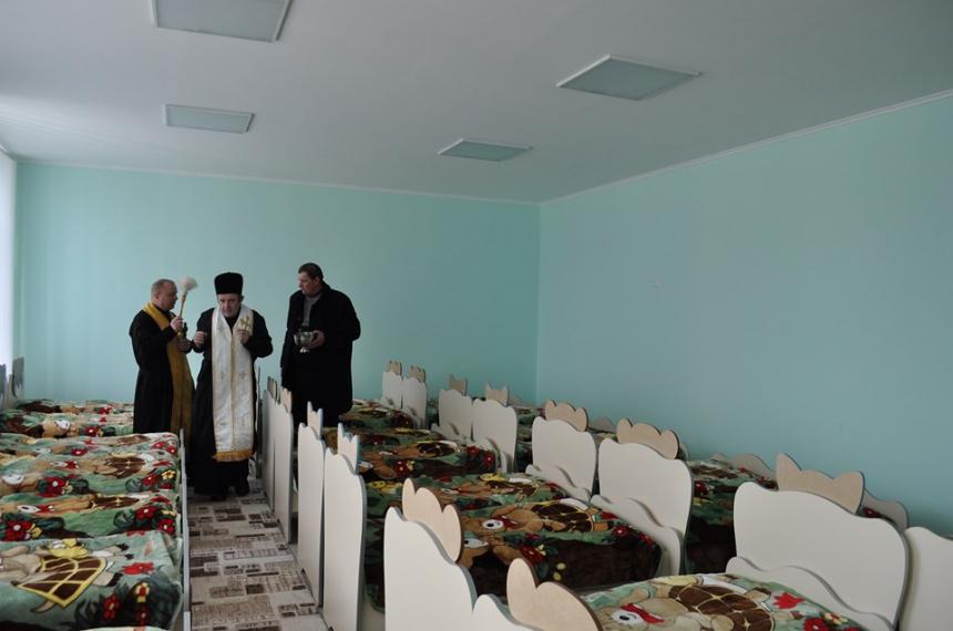 Новий дитсадок з'явився у селі на Калущині (ФОТО)