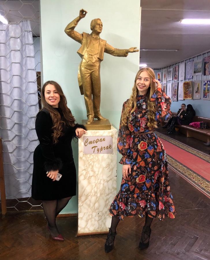 Студентки-співачки франківського медуніверситету перемогли на всеукраїнському фестивалі (ФОТО)