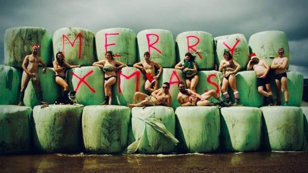 Новозеландські фермери і фермерки роздяглися для різдвяного календаря (ФОТО)