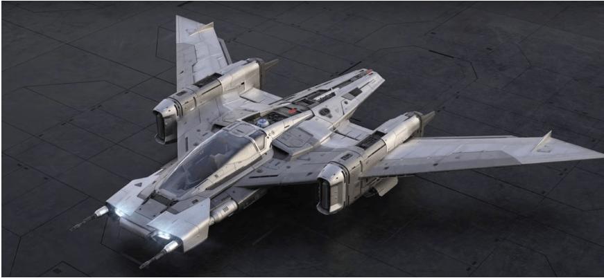 Porsche та Lucasfilm презентували космічний корабель (ФОТО, ВІДЕО)