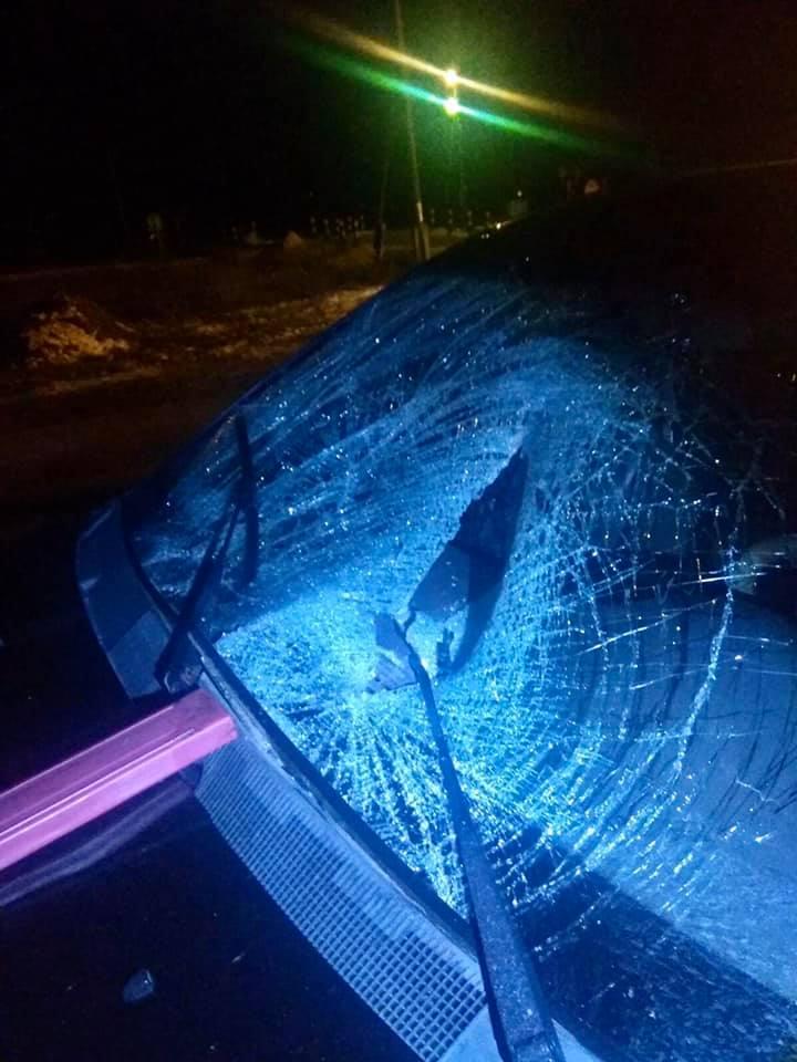 На Надвірнянщині автомобіль на смерть збив 61-річного пішохода (ФОТО)