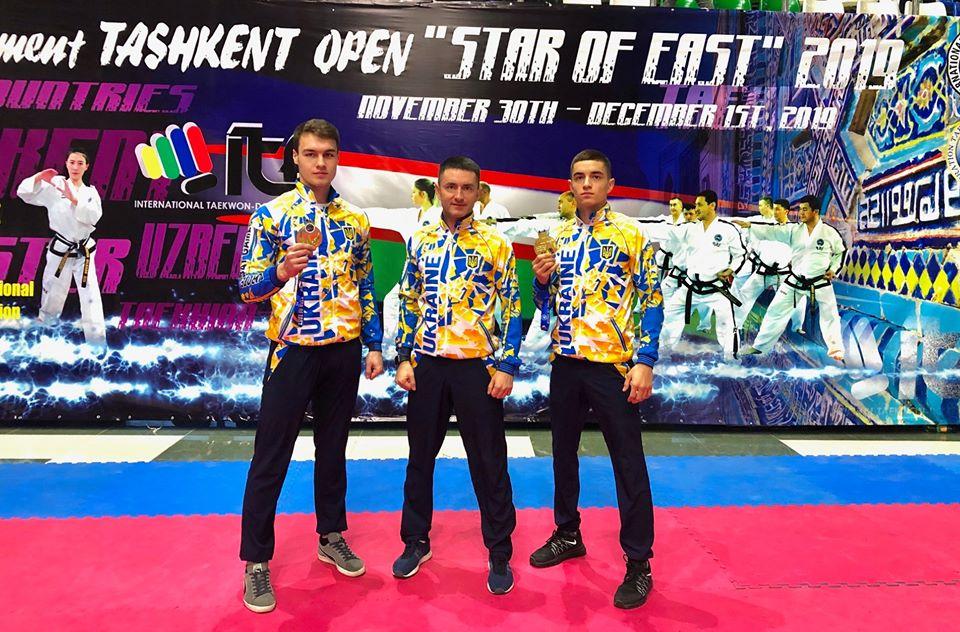 Франківські тхеквондисти перемогли на турнірі в Узбекистані (ФОТО)
