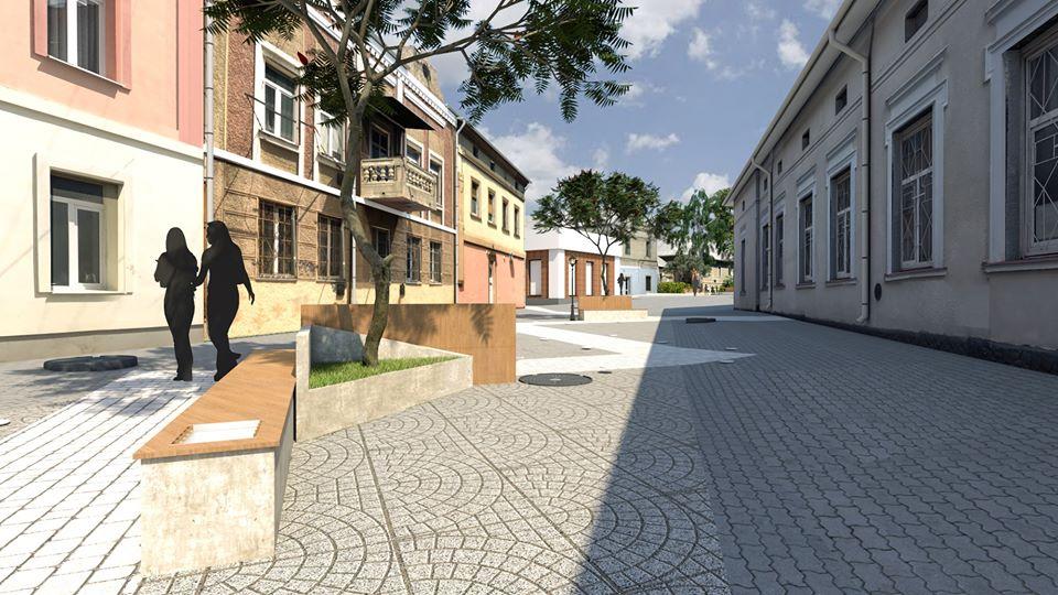ВулицюВірменську планують реконструювати і зробити пішохідною (ПРОЄКТ)