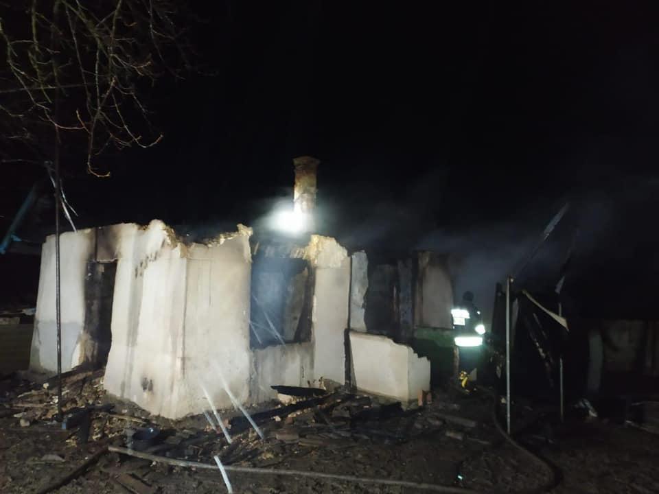 Сусід вбив і підпалив тіло жінки у Тлумацькому районі, бо не позичила йому грошей (ФОТО)