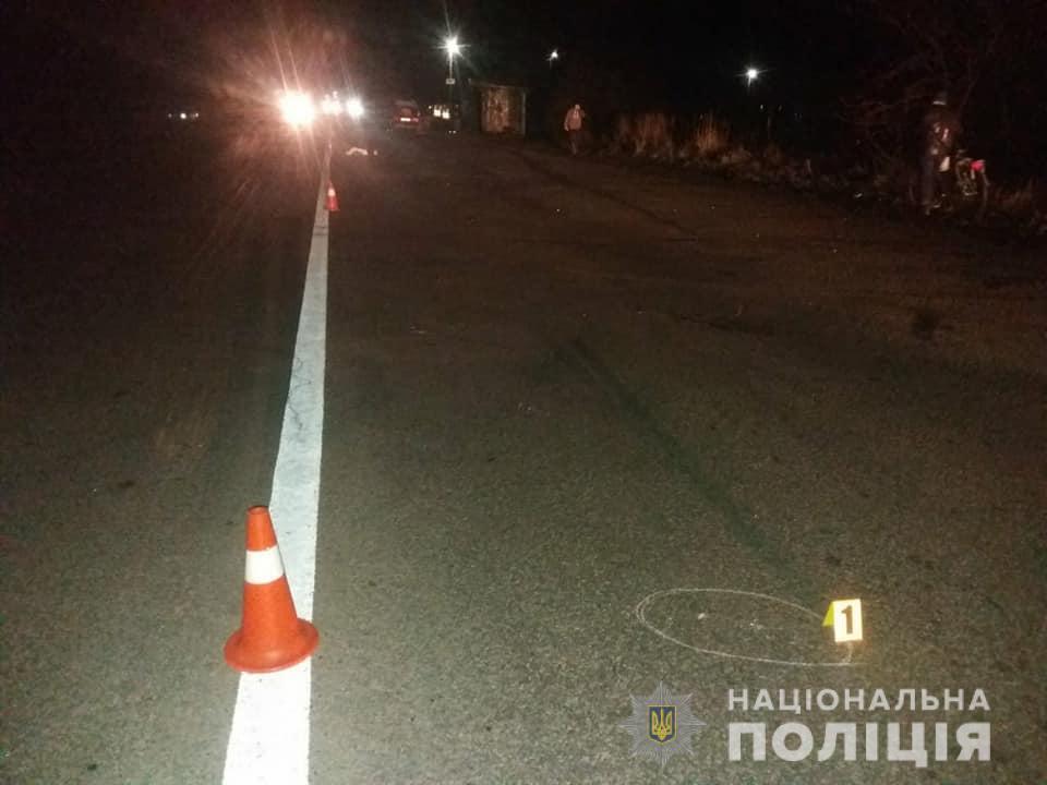 У Калуші автомобіль збив юнака на переході (ФОТО)