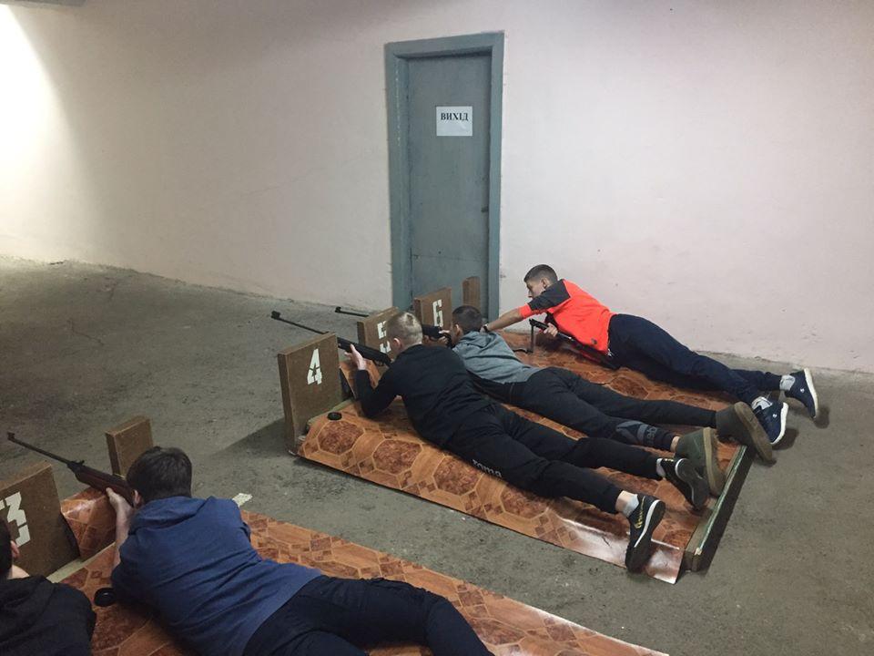 Франківські школярі позмагалися увійськово-прикладних видах спорту (ФОТО)
