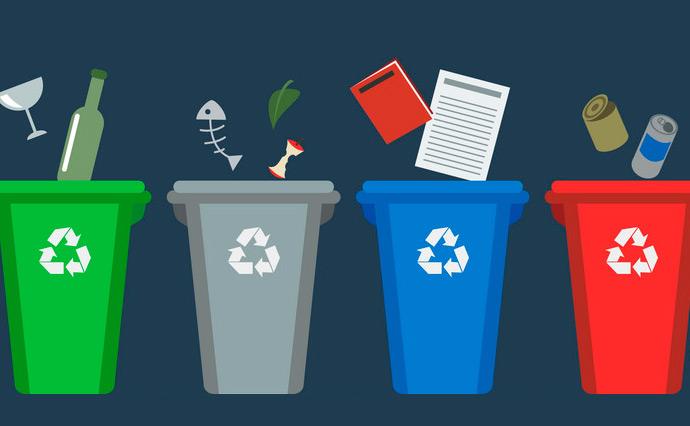 Найменших учнів області вчитимуть сортувати сміття