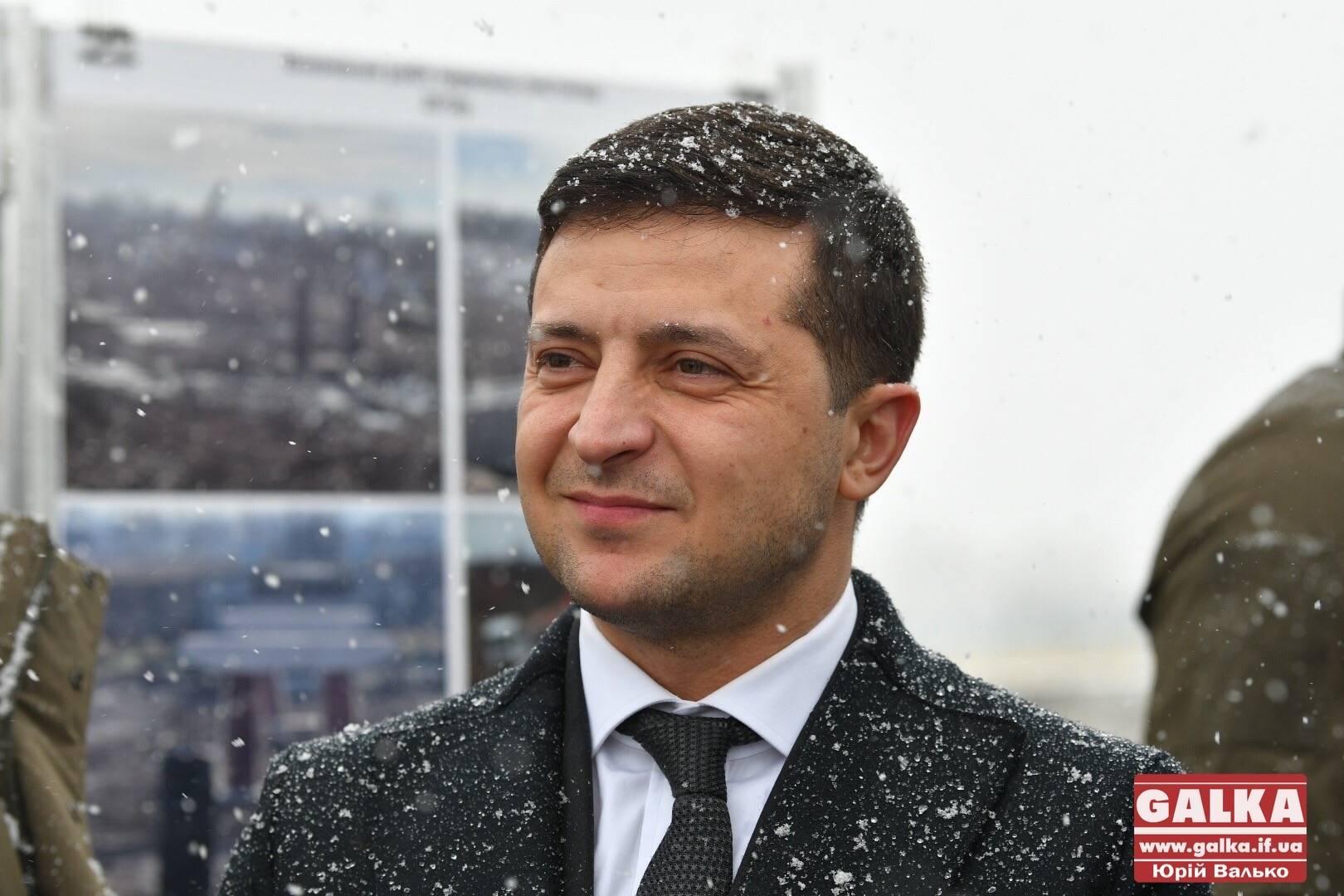 Стало відомо, як вітали іменинника Зеленського в Офісі Президента