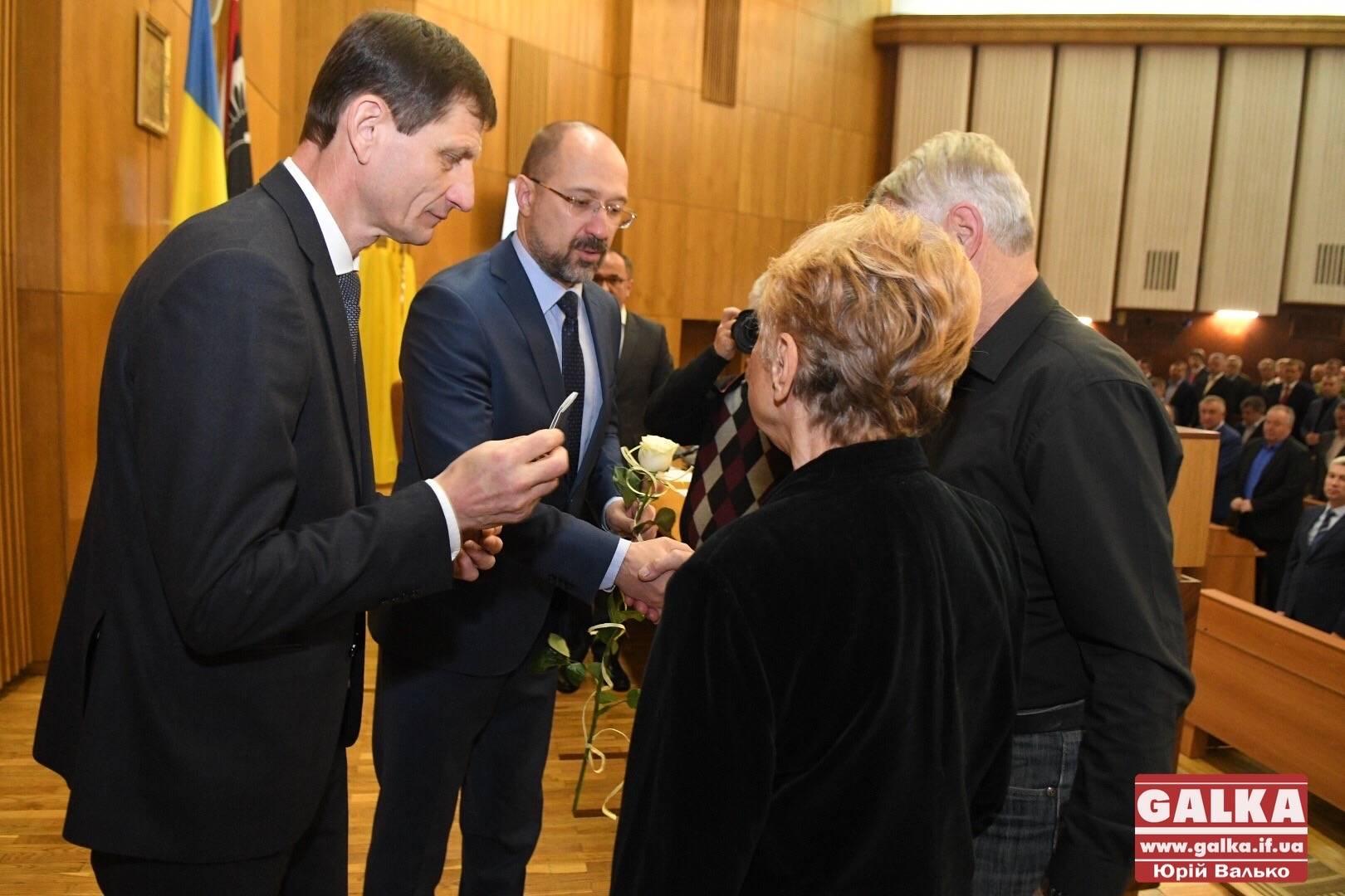 Учасник АТО з Прикарпаття посмертно отримав звання бійця-добровольця (ФОТО)