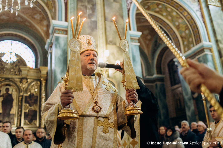 У Франківську завершилася урочиста проща до Катедри (ФОТО)