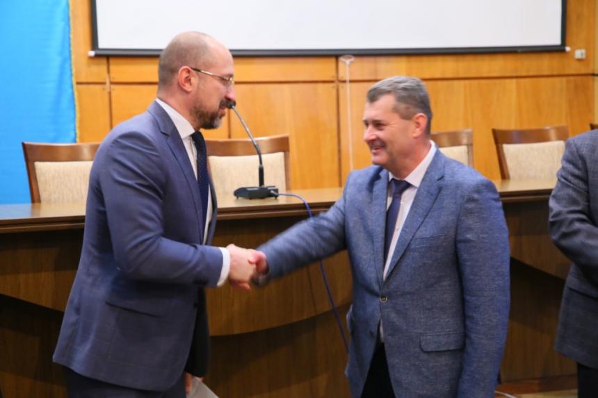 Галичан познайомили із новим головою району (ФОТО)