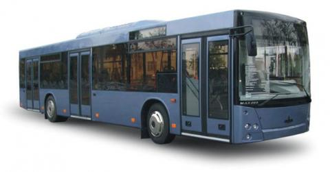 47 мільйонів за 10 нових автобусів заплатить місто білоруському виробнику