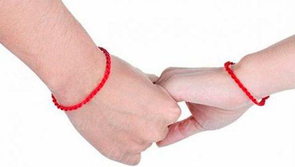 Чи захищає червона нитка на зап'ястку? Пояснює Православна Церква України
