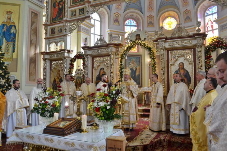Як у Тисмениці 150-річчя храму відзначали (ФОТО)