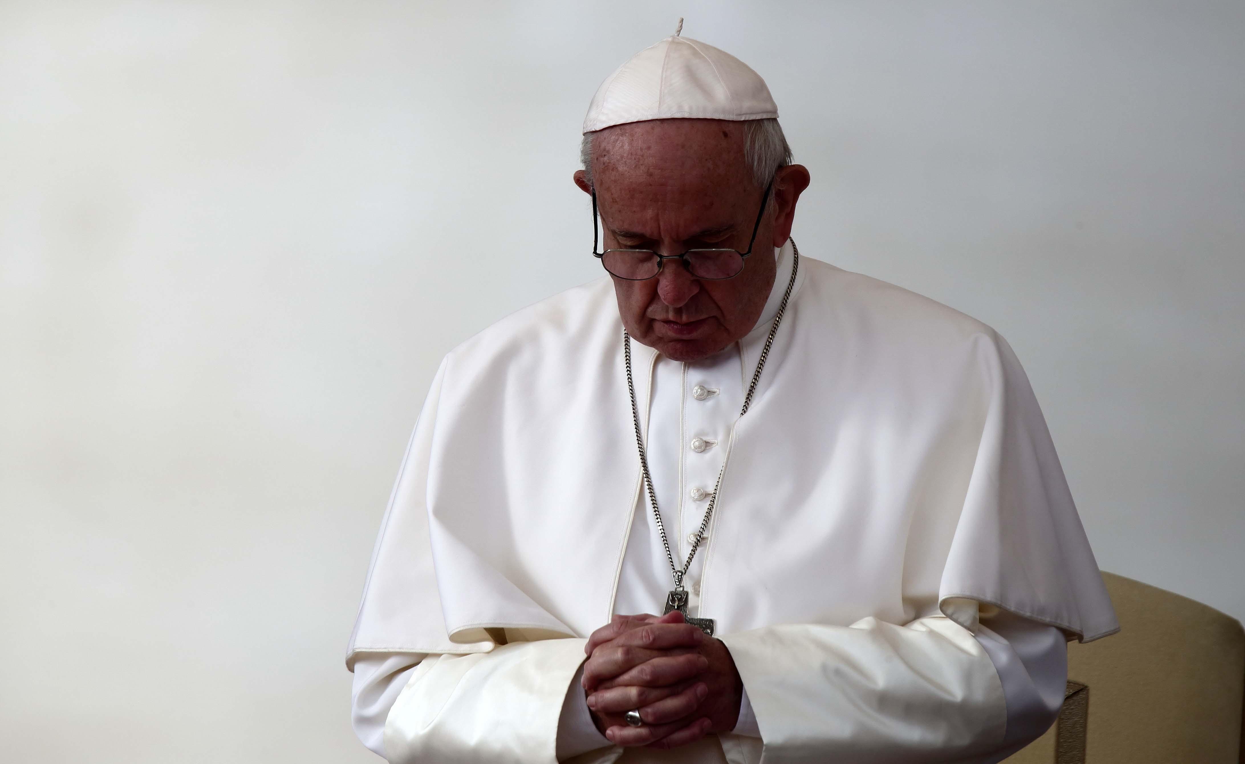 """""""Нормандський саміт"""": Папа Римський Франциск закликав молитися за Україну напередодні зустрічі"""