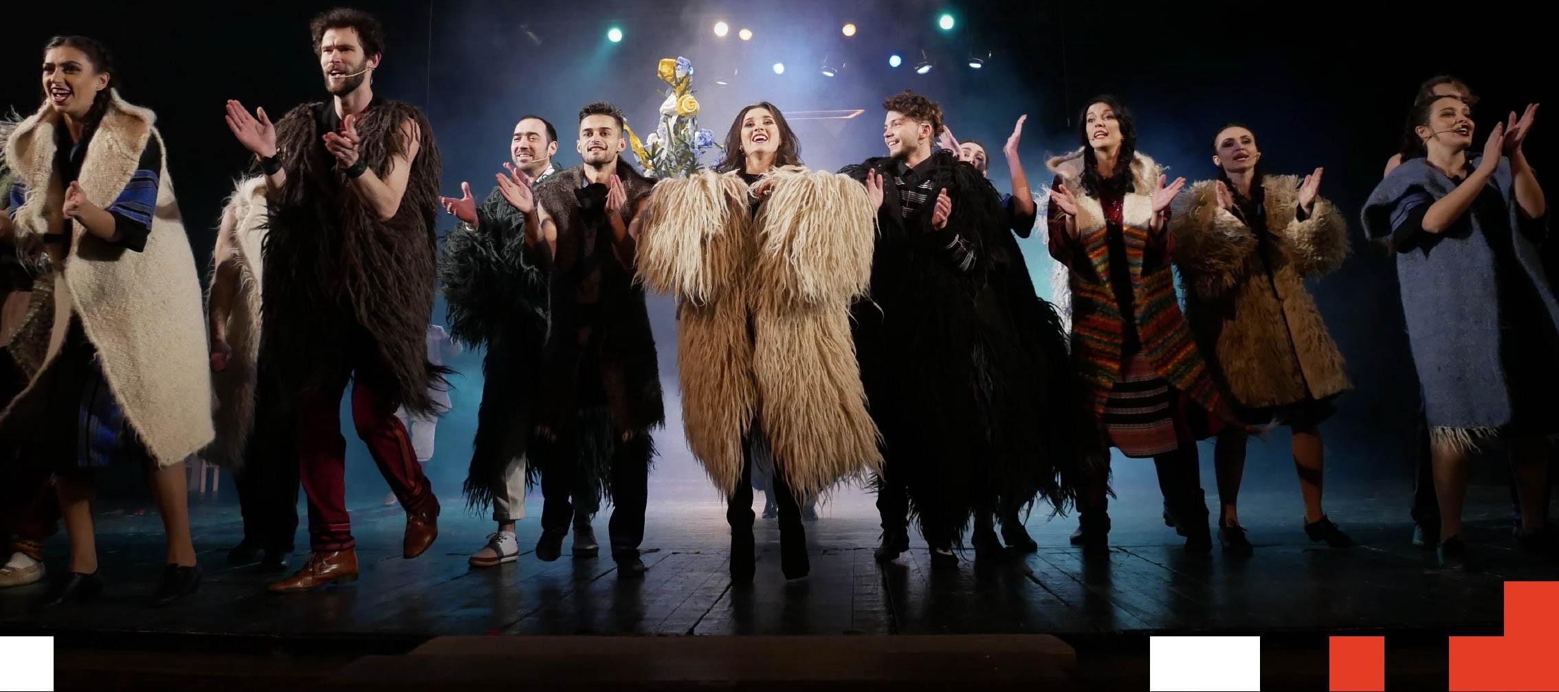 Франківський драмтеатр відсвяткував 80-річчя феєричним концертом (ФОТО)