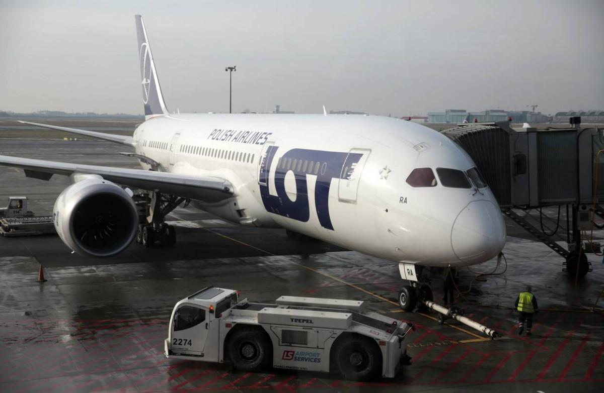 Польська LOT може відкрити авіарейс до Івано-Франківська