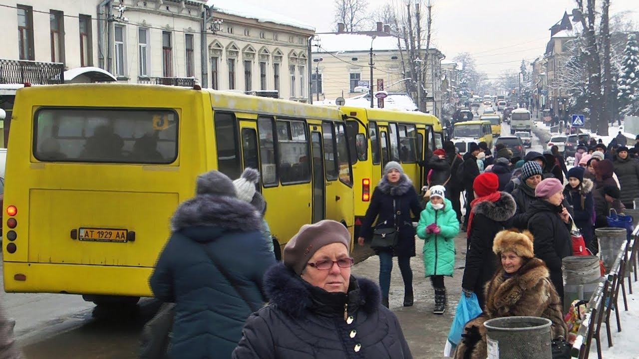 У Коломиї знизять ціну на проїзд у громадському транспорті