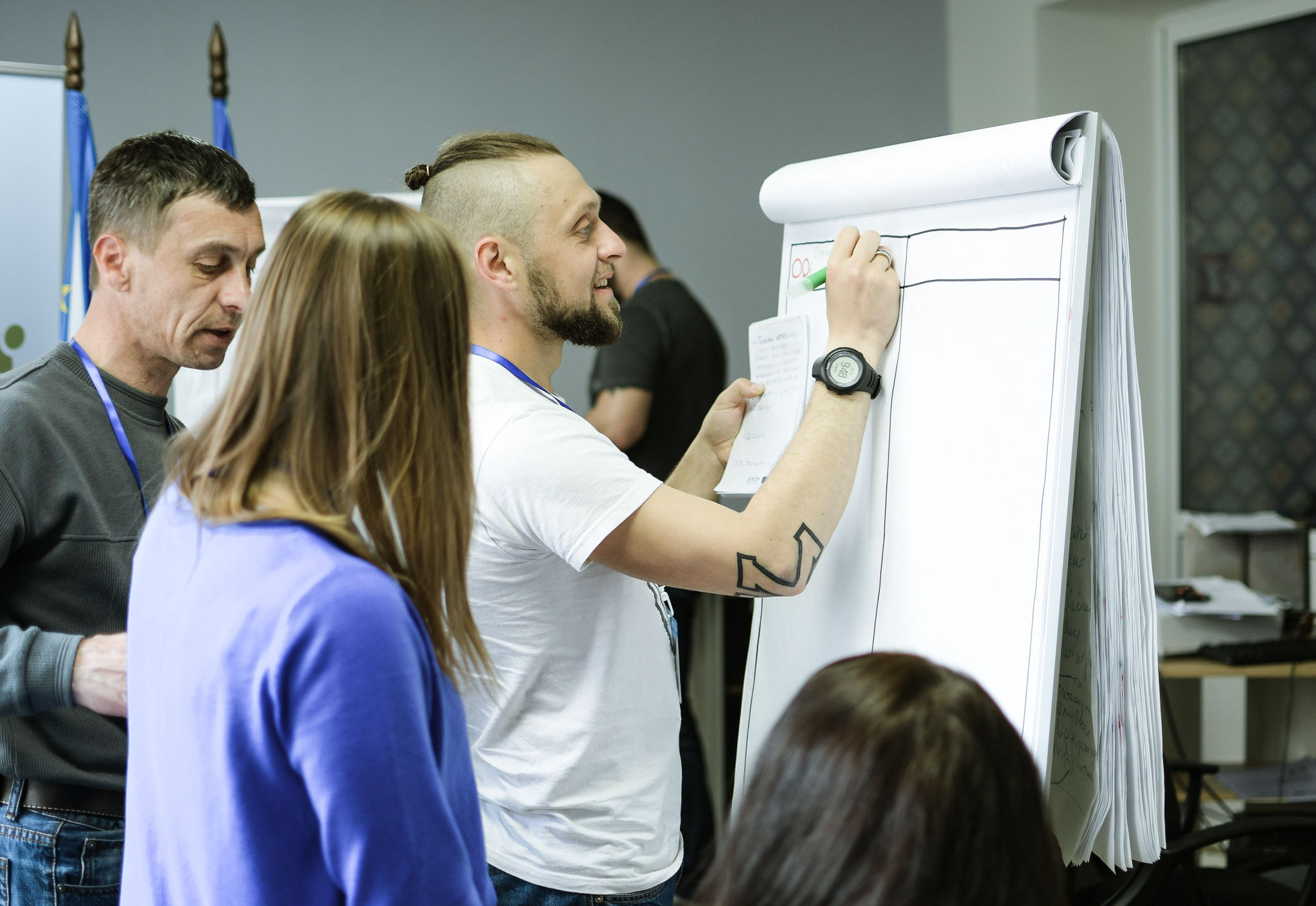 До Франківська приїдуть ветерани ООС з Львівщини, аби навчитись соціальному підприємництву