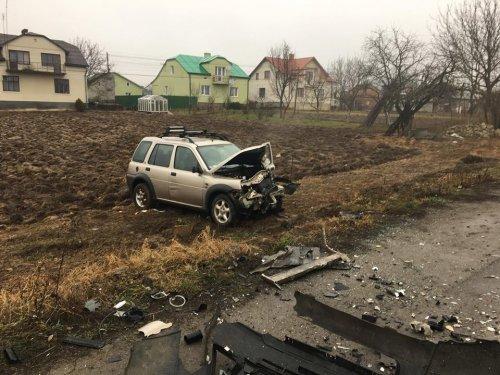 Від початку року на дорогах області у ДТП травмувалися 369 людей, ще 45 – загинули