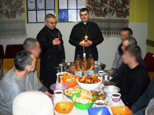 Як в'язні в Івано-Франківську зустріли Різдво Христове