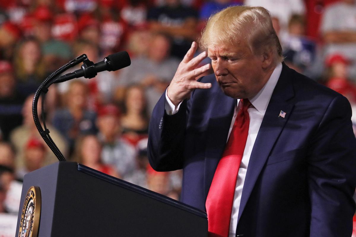 Сенат почав процедуру імпічменту президента США: як відреагував Трамп